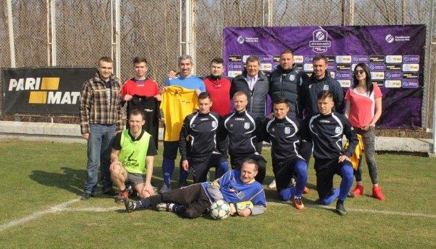 TM «Parimatch» дарує в Одесі тренування із зірками