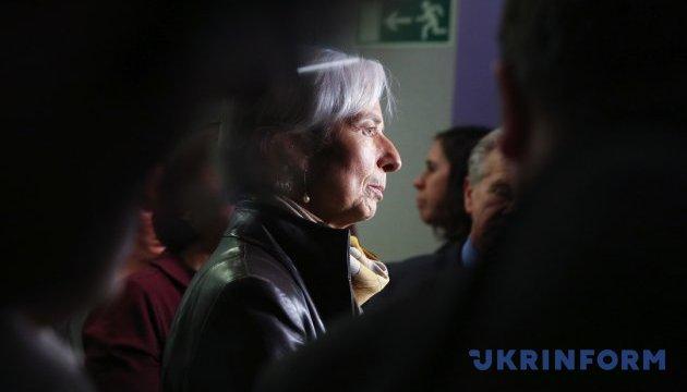 Лагард підтверджує поранення співробітника МВФ у Парижі