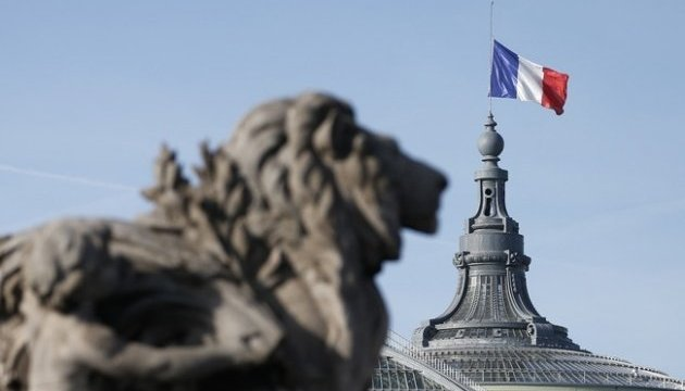 Париж обеспокоен последними событиями на Донбассе