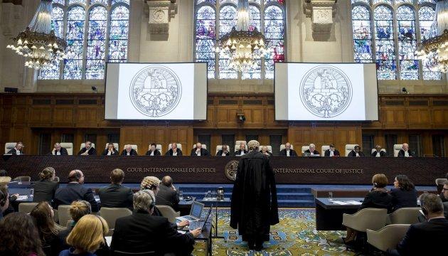 Україна vs Росія: справа у суді ООН налічує понад 800 томів, з них 300 - під грифом