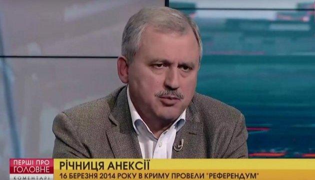 Україна могла втримати Крим – Сенченко