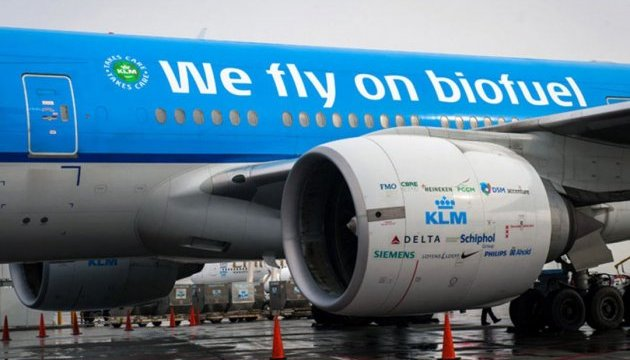 Тихоокеанські авіаперевізники хочуть перейти на біопаливо
