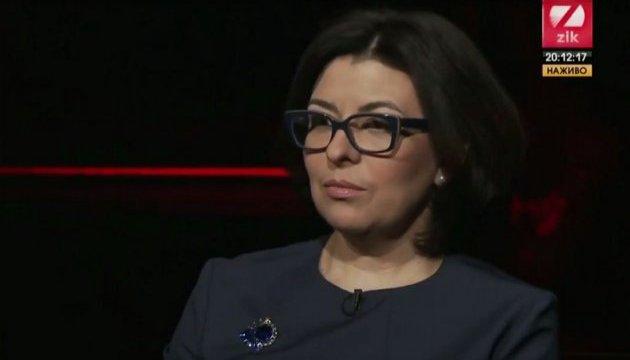 Сироїд прокоментувала ймовірність арешту Садового