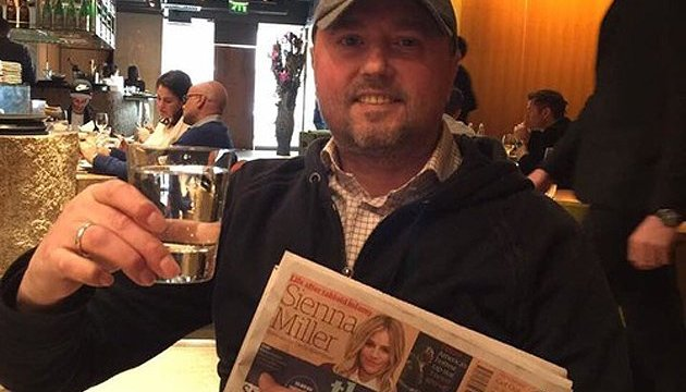 Задержанный в Лондоне экс-глава Укрспецэкспорта заплатил £75 тысяч залога