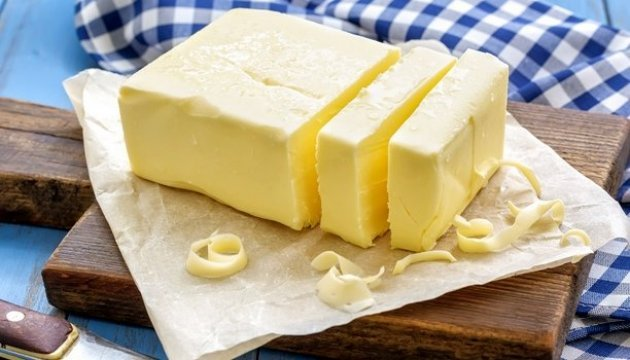 Ukraine ranked fifth among world´s top butter exporting countries