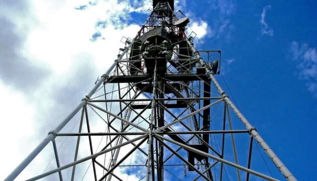 Two more TV towers to be built in Donbas by end of year – Kostynsky