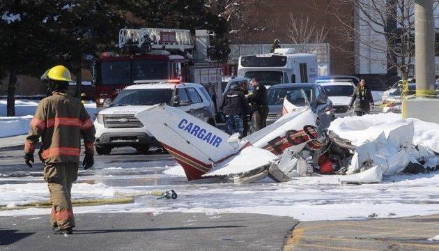 У Канаді зіткнулися два літаки авіаакадемії