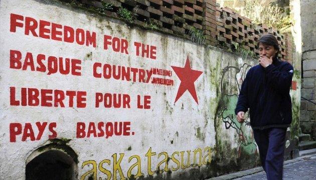 Іспанія: ЕТА повністю роззброїться до 8 квітня