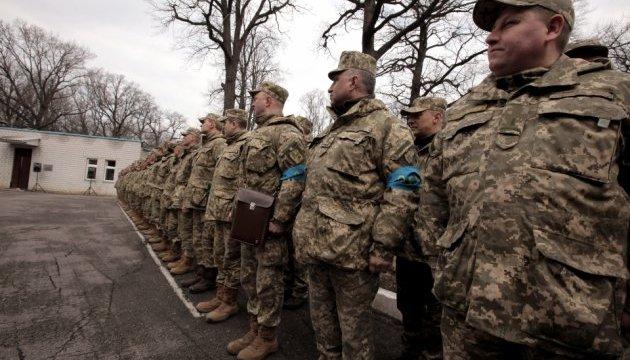 На Харківщині ветерани АТО тренуватимуть загони тероборони