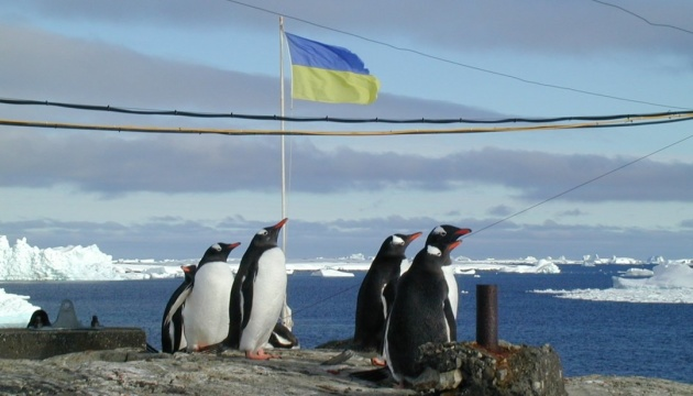 На украинскую станцию в Антарктике в этом году проведут интернет