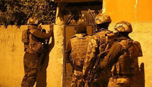 У Туреччині затримали 740 підозрюваних у тероризмі
