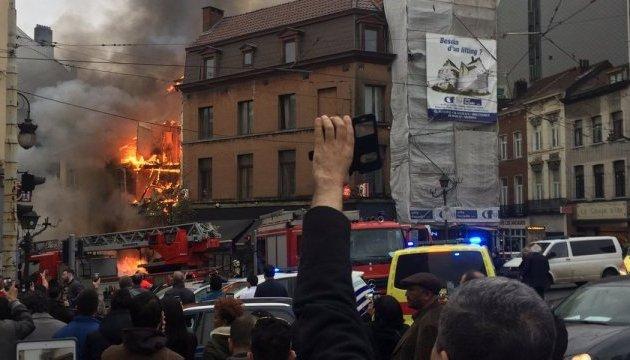У Брюсселі вибухнув газ, є постраждалі