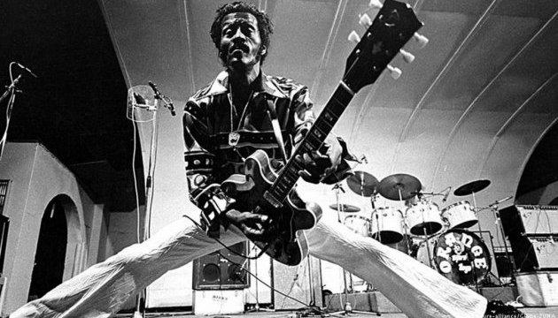 Помер рок-музикант Чак Беррі
