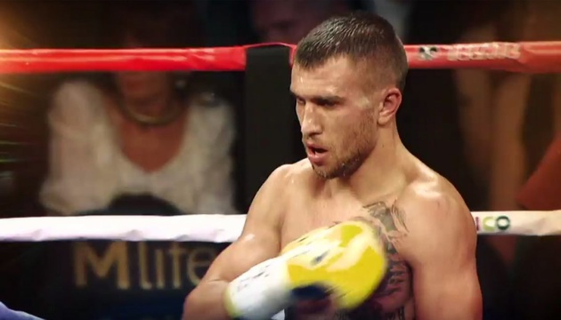 Lomachenko preparing for fight against Marriaga