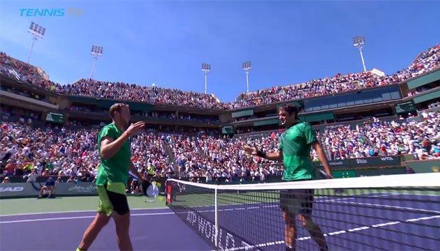 В Індіан-Веллсі визначилися фіналісти ATP/WTA