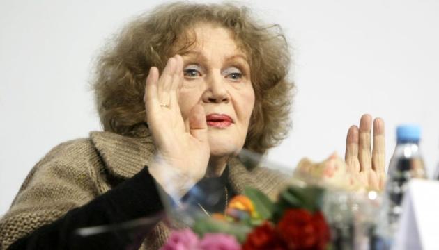 Свiтовий конґрес українців привітав Ліну Костенко з ювілеєм її поезіями