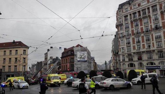 Вибух будинку в Брюсселі: під завалами знайшли загиблого