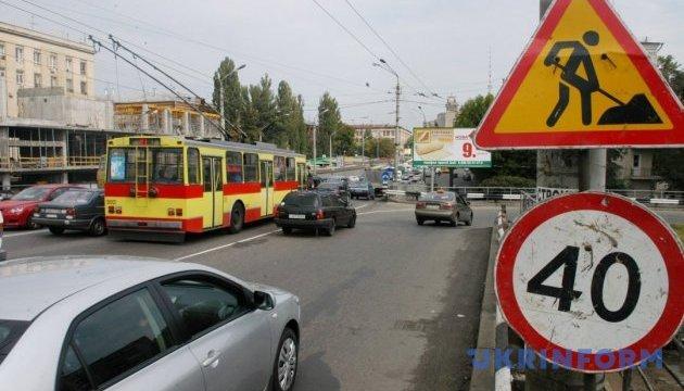 Ремонт Шулявського мосту: киянам нагадали про об'їзні шляхи