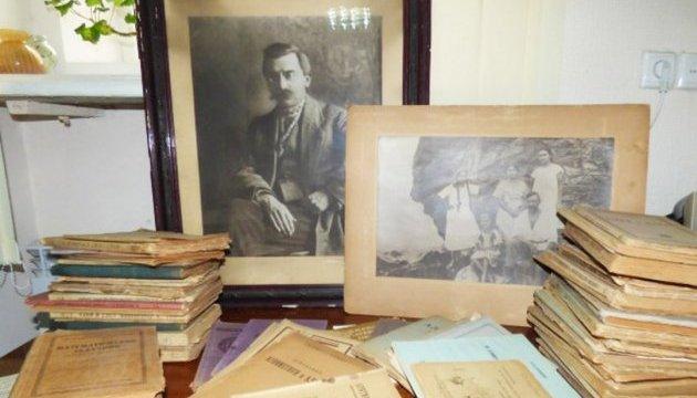 Нащадки українського математика передали його речі до Педагогічного музею