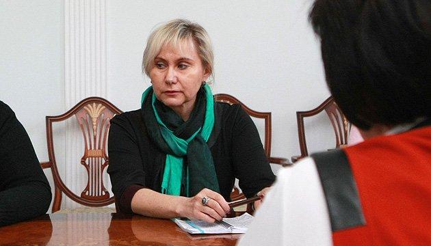 Angela Suschtschenko besucht ihren Mann in Lefortowo