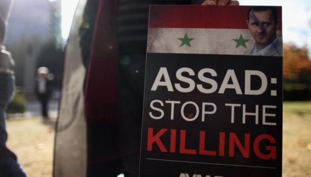 ЄС знову посилив санкції проти режиму Асада