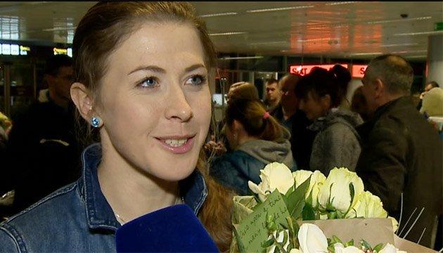 Юлия Джима: сначала прогуляюсь по Киеву
