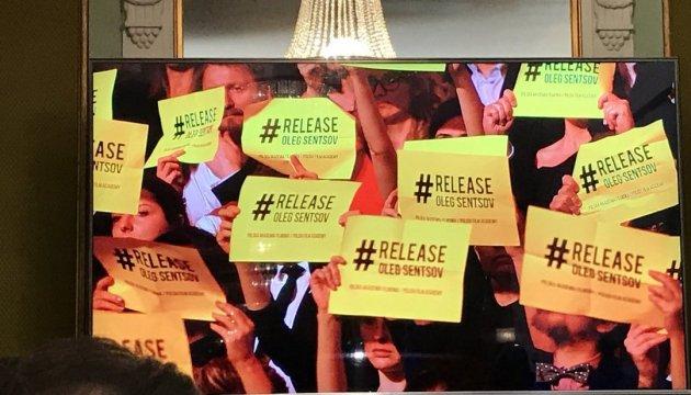 Polish filmmakers call on Russia to release Oleg Sentsov
