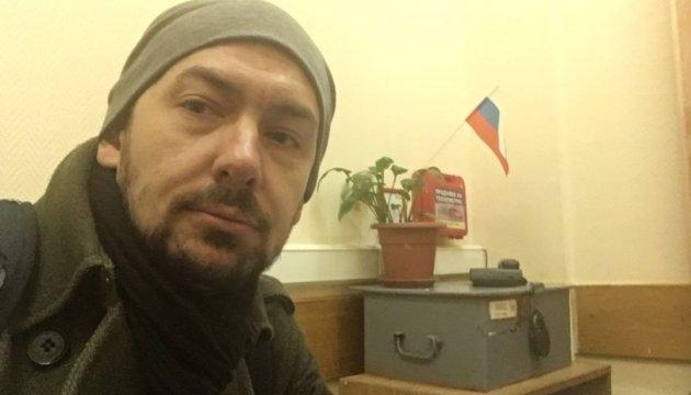 Цимбалюк отказался давать объяснения в российской полиции