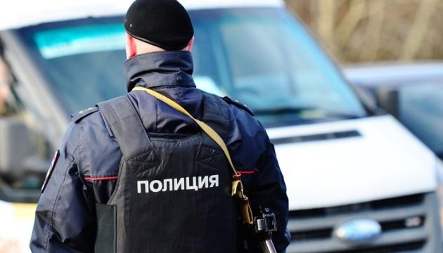 Російська поліція прийшла в будинок Джемілєва зі