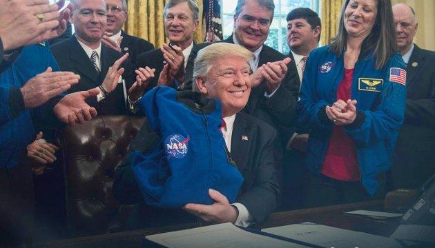 Трамп підписав закон про фінансування польоту на Марс