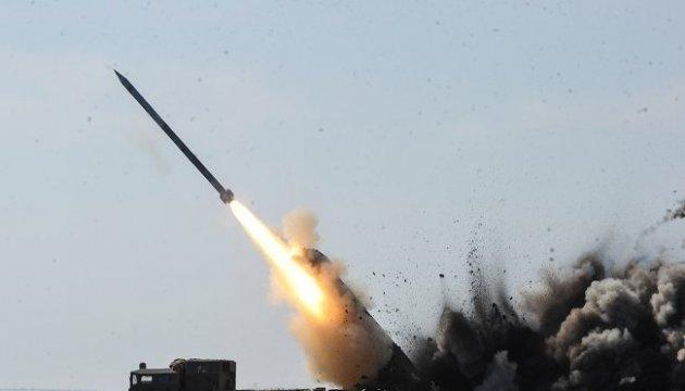 Oleksandr Tourtchynov: «Les missiles ukrainiens ont été testés avec succès»