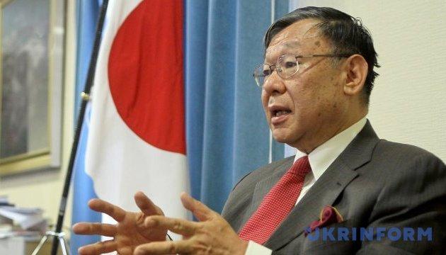 За офіційною допомогою Японії йдуть приватні інвестиції - посол
