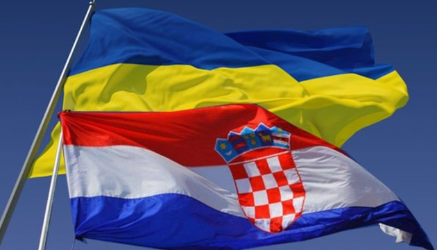 Croatia, Ukraine to develop economic cooperation