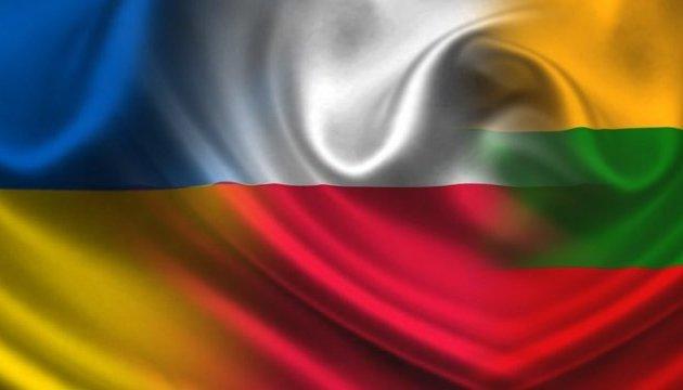 Межпарламентская ассамблея Украины, Польши и Литвы рассмотрит