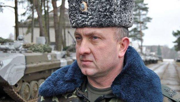 Оперативному командуванню «Захід» представили нового командувача