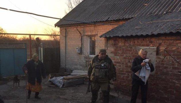 Аброськин: Боевики снова обстреливают Авдеевку