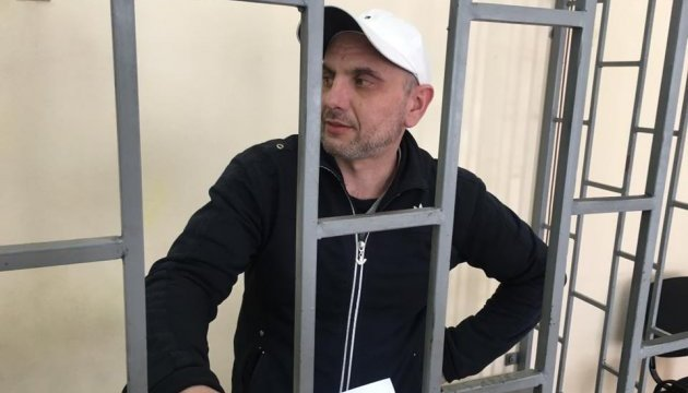 'Ukrainian saboteur' Zakhtei sentenced to 6.5 years in prison
