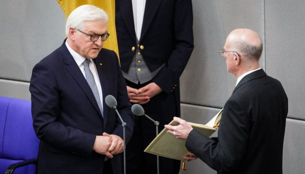 Президентский курс Штайнмайера: Битва за демократию