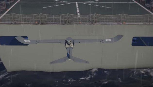 Британці навчили дрон приземлятися по-пташиному