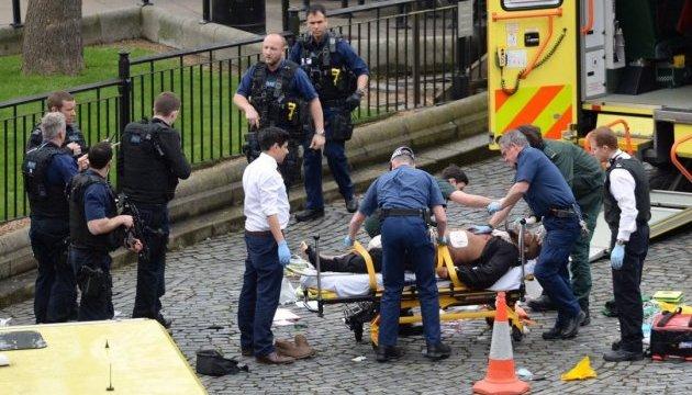 Теракт у Вестмінстері: кількість жертв зросла до п'яти
