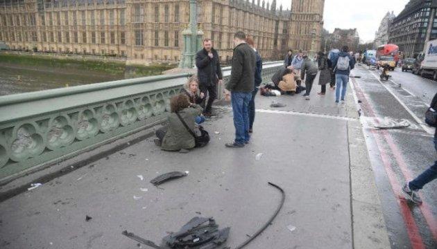 Теракт у Вестмінстері: близько 10 постраждалих досі у критичному стані