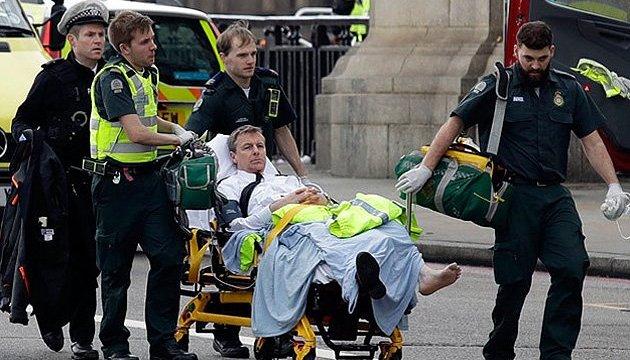 Теракт в Лондоні: померла ще одна жертва нападника