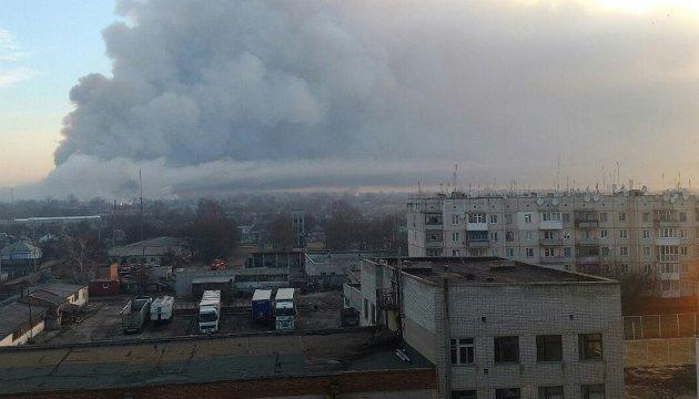 Поліція Харківщини створила ситуативний центр щодо Балаклії