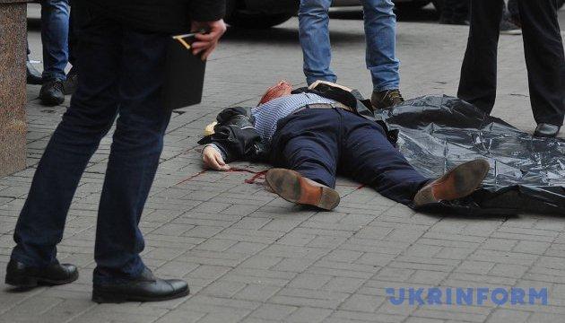 Полиция и Нацгвардия тоже не охраняли Вороненкова - МВД