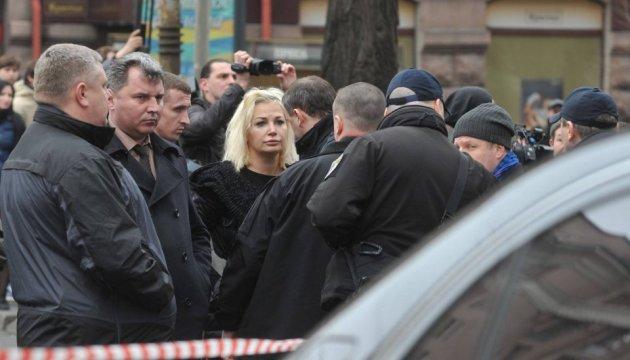 Вдова Вороненкова про свою охорону: Якби його так охороняли...