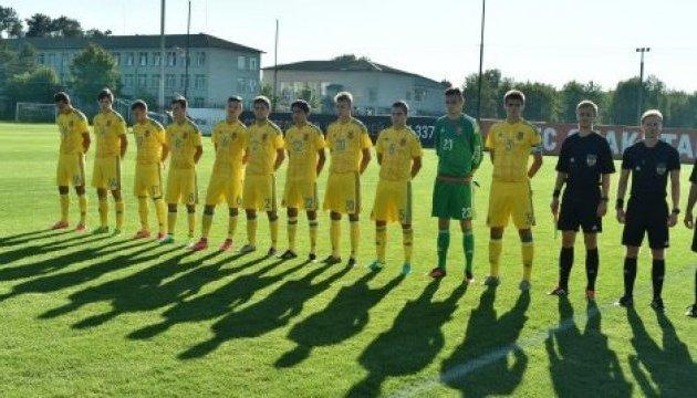 Украина победила Швецию в элит-раунде юношеского футбольного Евро-2017