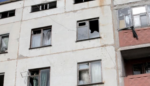 Від вибухів у Балаклії постраждала ще одна жінка