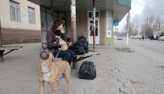 З Балаклії та прилеглих сіл евакуйовано 36 тисяч людей
