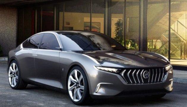 Китайцы готовят гибридного конкурента Tesla и Mercedes-Benz