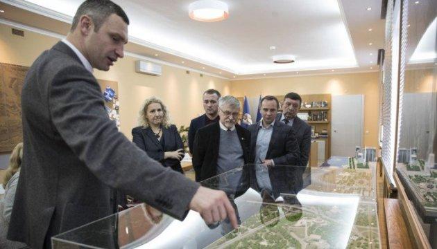 В 2017 будет принят историко-архитектурный план Киева, а затем утвержден Генплан города - Кличко